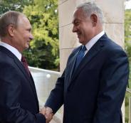 نتنياهو وروسيا واسقاط الطائرة في سوريا