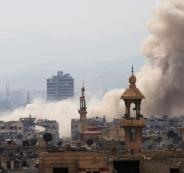 معارك في دمشق