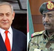 اسرائيل والتطبيع مع السودان