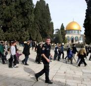 الانتهاكات بحق المقدسات الفلسطينية