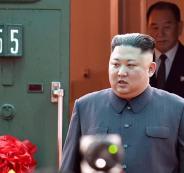 لقاء ترامب مع الزعيم الكوري الشمالي