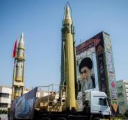 الصواريخ الايرانية واوروبا
