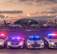 فاتنة شرطة دبي