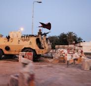 الحكومة الاسرائيلية تتهم الجيش المصري