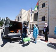فلسطين وفيروس كورونا