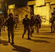 اصابات في مواجهات مع الاحتلال بنابلس