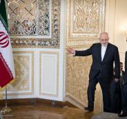وزير الخارجية العماني في طهران