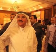 السفير القطري في غزة