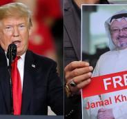 ترامب والسعودية وخاشقجي