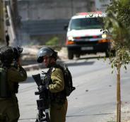 اصابة عاملين برصاص الاحتلال على حاجز برطعة