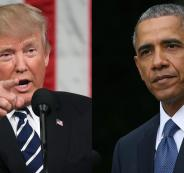 ترامب يتهم أوباما بالتجسس على حملته الانتخابات