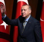 اردوغان والارهابيين