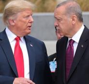القس الامريكي في تركيا