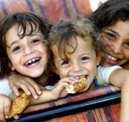 اطفال المسلمين