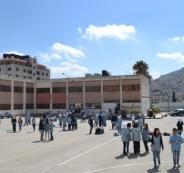 خمسة متبرعين لبناء مدارس جديدة في نابلس