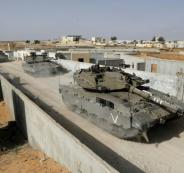 استعدادات الجيش الاسرائيلي لخوض حرب