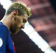 ميسي يتوعد ريال مدريد