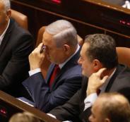 نتنياهو والحكومة الاسرائيلية