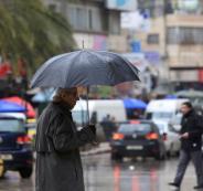 انخفاض كبير على درجات الحرارة الاسبوع المقبل وأمطار الاثنين