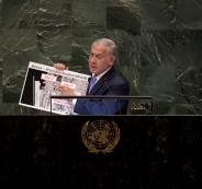 نتنياهو ومستودعات اسلحة نووية في للبنان