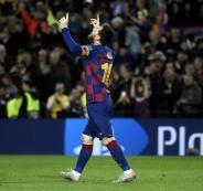 انتقال ميسي الى برشلونة