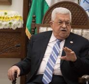 عباس وفلسطين