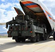 منظومة اس-400 الروسية في تركيا