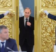 بوتين وسوريا