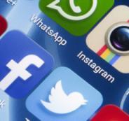 إلى ماذا ترمز شعارات أشهر الشبكات الاجتماعية