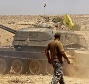 اطلاق النار على عناصر حزب الله في لبنان