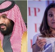 الازمة السعودية الكندية
