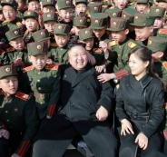 الصين وكوريا الشمالية والولايات المتحدة