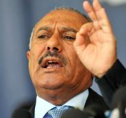 كاميرا مراقبة تكشف اللحظات الأخيرة قبل إعدام علي عبد الله صالح