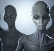 الكائنات الفضائية