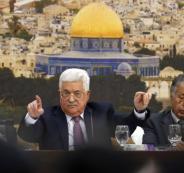 عباس والمجلس المركزي