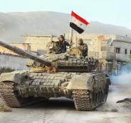 جيش النظام السوري يعتقل 70 جندياً فرنسياً في القاملشي