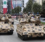 وزير الدفاع اللبناني واسرائيل