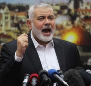 هنية وكسر الحصار عن غزة