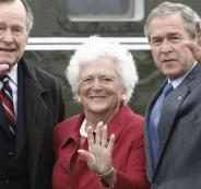 وفاة سيدة أميركا الأولى السابقة باربرا بوش عن 92 عاماً