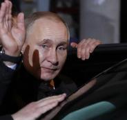 بوتين في القدس
