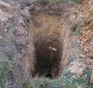 العثور على جثة مدفونة في يطا