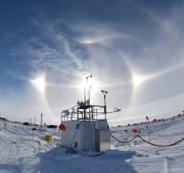 قاعدة تركية في القطب الجنوبي