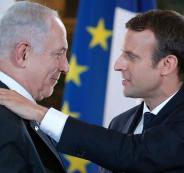 الرئيس الفرنسي واليهود