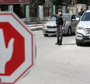 ازمة كورونا في فلسطين