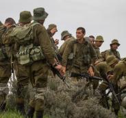الجنود البدو في الجيش الاسرائيلي