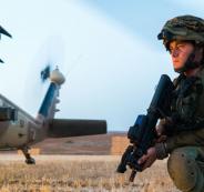 تدريبات اسرائيلية لمواجهة حزب الله