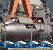 صفقة الغواصات الالمانية الاسرائيلية