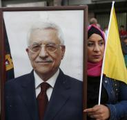 عباس وتل ابيب