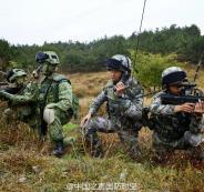 تدريبات صينية استرالية مشتركة