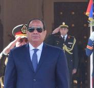 وزير الاوقاف المصري والسيسي